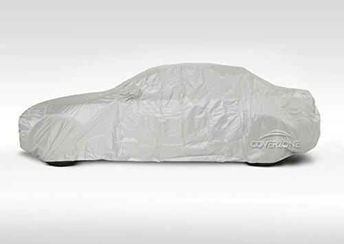 Cover Zone Imperméable Convient pour Toutes Les Saisons Adapté Voyager Bâche de Voitures Extérieur Intérieur pour s'adapter Mercedes E200-E400 (W213) 2016+ CCC783_FRE10