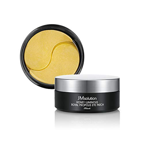 JM Solution Honey Luminous Royal Propolis Eye Patch 1.4g 60ea