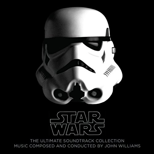 Star Wars – The Ultimate Soundtrack Collection (Coffret CD + DVD)