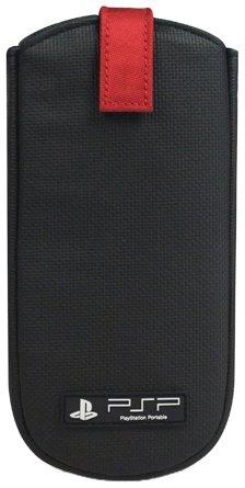 Kit di custodie e porta cartucce  per Sony PSP