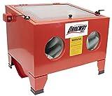 Dragway Tools Model 25 Bench Top Sandblasting Sandblast...