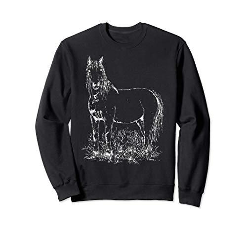 Pferd | Pferde | Reitsport | Pferdeliebe | Reiten Sweatshirt