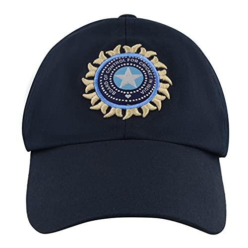 MAGTOLA – Cricket Cap Baseball Cap Men and Women Cap Colour Blue
