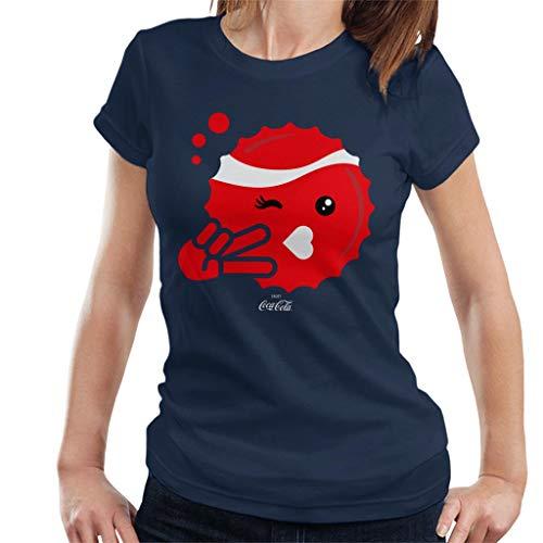 Coca Cola Selfie Emoji Women's T-Shirt