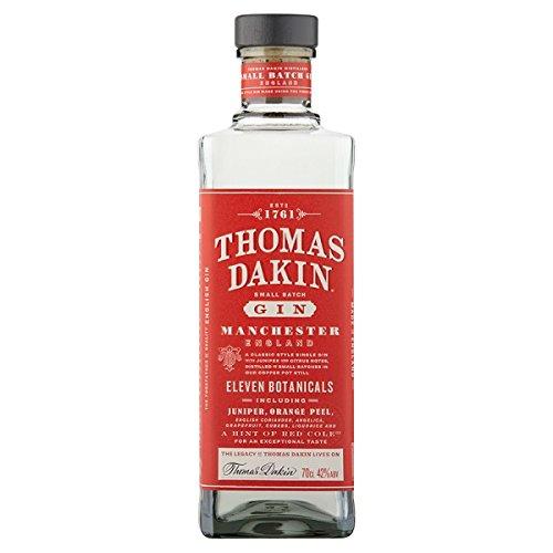 Thomas Dakin Gin 70cl Pack (6 x 70cl)