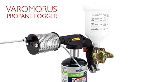 Varomorus Propane Insect Fogger for Fast and Effective Varroa Mites Control