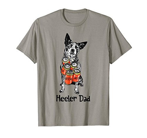 Heller Dad Beer Lover Father's Day Shirt