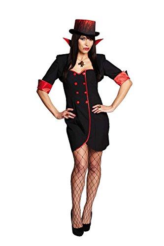 Generique - Disfraz vampiresa Sexy Mujer
