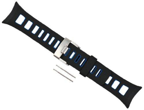 Suunto Quest Blue Strap Correa para Relojes, Color Azul, Unisex, Talla Única