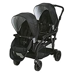 professional Graco Modes Duo Stroller for 2   27 Horseback Riding Opportunities for 2 Kids, Balance Method
