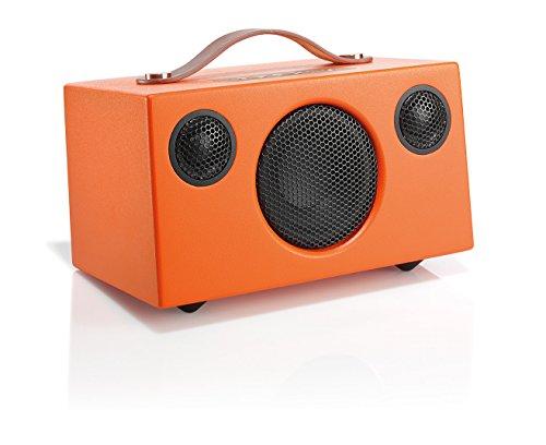 Audio Pro Addon T3 Amplificador estéreo portátil con Bluetooth, Naranja