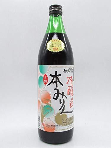 妹尾酒造本店 純米本みりん 十年熟成 黒 12度 900ml ■飲んでもおいしい