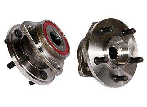 Callahan 513084X2 [2] Pair FRONT Premium Grade [ 5 Lug ] Wheel Hub Bearing Assemblies [ 513084 ]