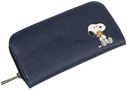 Snoopy Peanuts Geldbörse Blau
