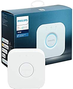 Philips Hue Bridge - zentrales, intelligentes Steuerelement Systems, Standard Verpackung 8718696511800