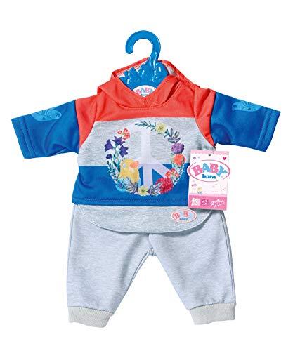 Zapf Creation BABY Born Puppenkleider - Modedesignerkleidung - Jogginganzüge