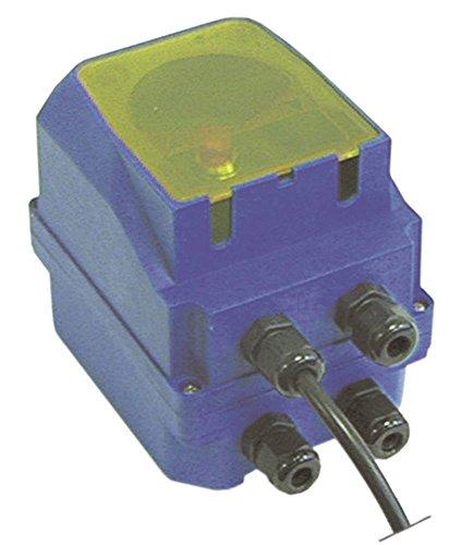 Leermeldunsgerät für Spülmaschine mit Relais-Ausgang 230V