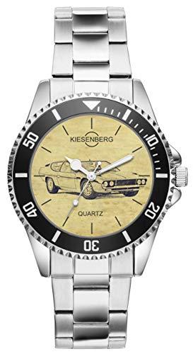 Geschenk für Lamborghini Espada Oldtimer Fahrer Fans Kiesenberg Uhr 6375