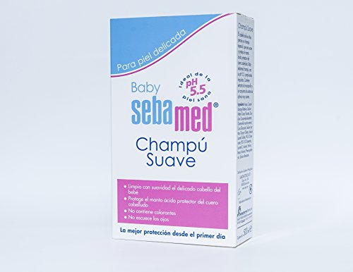 Sebamed - Champú Suave Sebamed 500ml