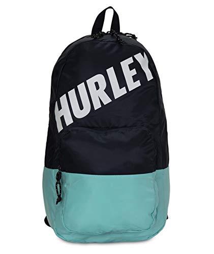Hurley U Fast Lane Backpack Mochila, Hombre, Obsidian, 1SIZE