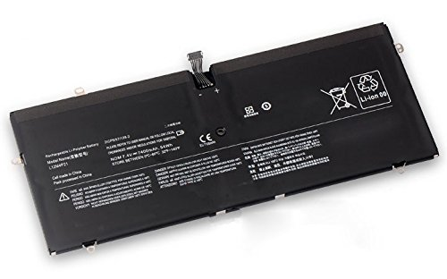HUBEI L12M4P21 121500156 21CP5/57/128-2 L13S4P21 L13M4P0 Batería de Repuesto para computadora portátil Lenovo IdeaPad Yoga 2 Pro 13 Y50-70AS-ISE Y50-70AM-IF Y50-70AS-IS 121500156 Series (7.4V 54Wh)