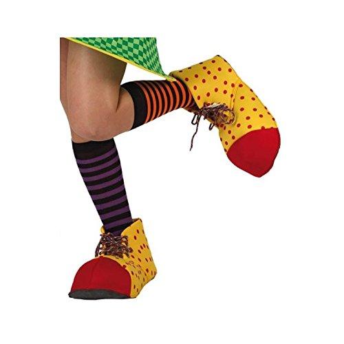Chaussure de CLOWN Adulte 31cm