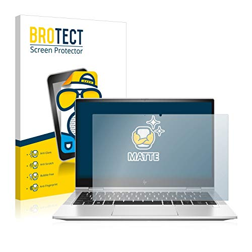 BROTECT Entspiegelungs-Schutzfolie kompatibel mit Dell Inspiron 17 7706 2-in-1 Bildschirmschutz-Folie Matt, Anti-Reflex, Anti-Fingerprint