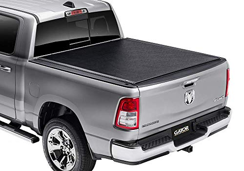 Gator ETX Soft Roll Up Truck Bed Tonneau Cover | 1385954 | Fits 2019 - 2020 New Body Style Ram 1500 (New Body Style) Does Not Fit With Multi-Function (Split) Tailgate 5'7