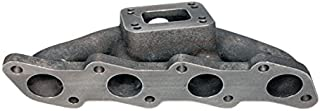 Rev9Power Rev9_MF-042; Nissan S13 S14 240SX KA24DE T3 / T4 Flange Cast Manifold