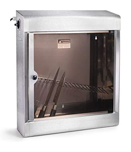 Lacor - 39124 - Armario Esterilizador de Cuchillos Ultravioleta 20 Unidades