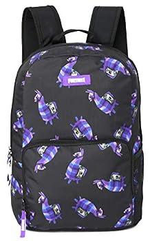 FORTNITE unisex child Amplify Kid s Backpack Black Combo Youth Size US