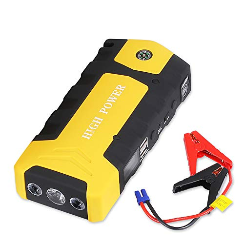 Buy Discount LIDAUTO Car Jump Starter Battery Charger Auto Battery Booster Power Bank USB with Flash...
