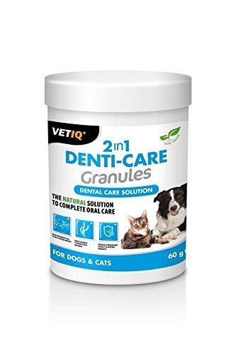 VetIQ 2in1 Denti-Care Granules 60g