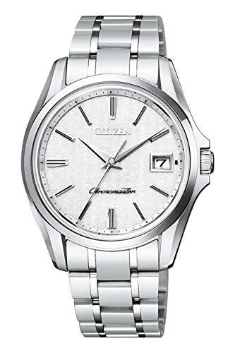 [ザ・シチズン] THE CITIZEN 腕時計 高精度エコ・ドライブ 土佐和紙文字板 10年間メーカー保証 AQ4020-54Y ...