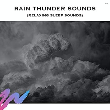 Rain Thunder Sounds (Relaxing Sleep Sounds)