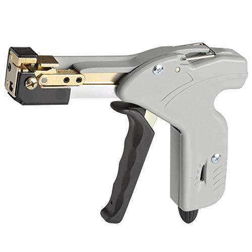 Kabelbinderpistole, automatisch, Edelstahl, Spanner bis 7,9 mm breit