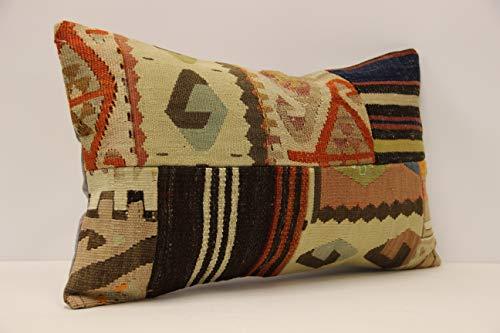 kilim pillow cover 12x20 inch (30x50