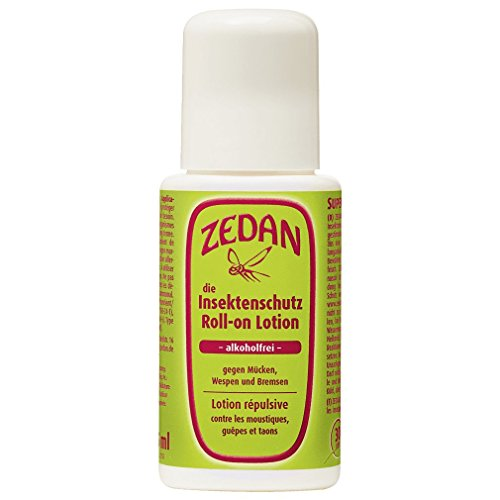 ZEDAN ZEDAN SP die Insektenschutz Roll-on Lotion 75ml (1 x 75 ml)