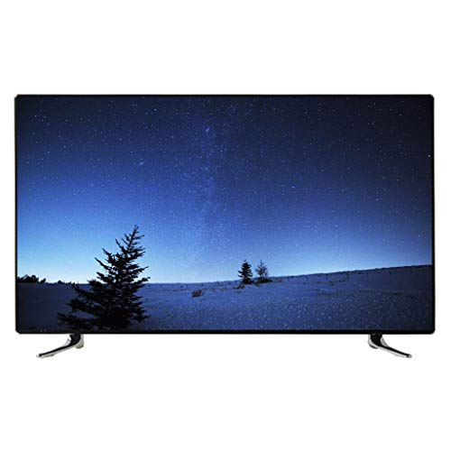 SHENXINCI Televisor Inteligente Full LED HD,Resolución HD, Natural Color Enhancer, HDMI, USB, Salida Auriculares, TV HD,Resolución 1920x1080