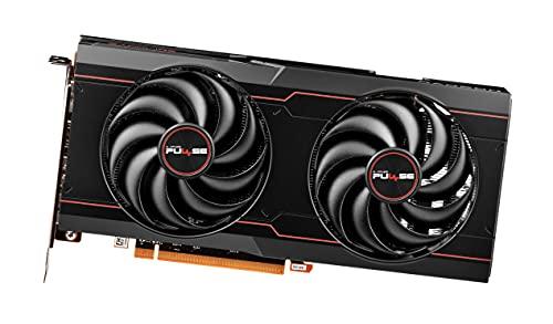 Sapphire Pulse AMD Radeon™ RX 6600 XT Gaming-Grafikkarte, OC 8 GB GDDR6 HDMI / Triple DP