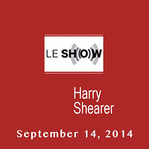 Le Show, September 14, 2014 cover art