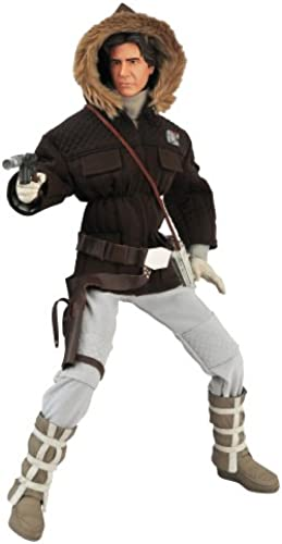 Diamond Select Star Wars Ultimate 1  4 nsur  Hoth HAN SOLO Actionfigur