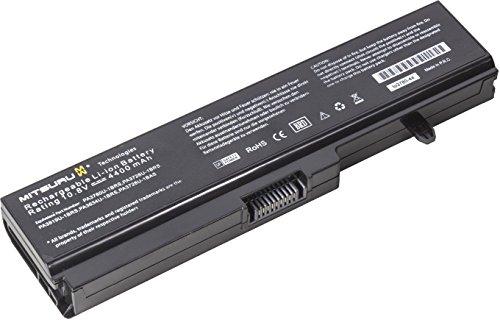 4400mAh Batterie de Remplacement Ordinateur Portable Notebook pour Toshiba PA3634U-1BAS PA3634U-1BRS PA3728U-1BAS PA3728U-1BRS PA3780U-1BRS PA3819U-1BRS PABAS201 PABAS215 PABAS228 PABAS230