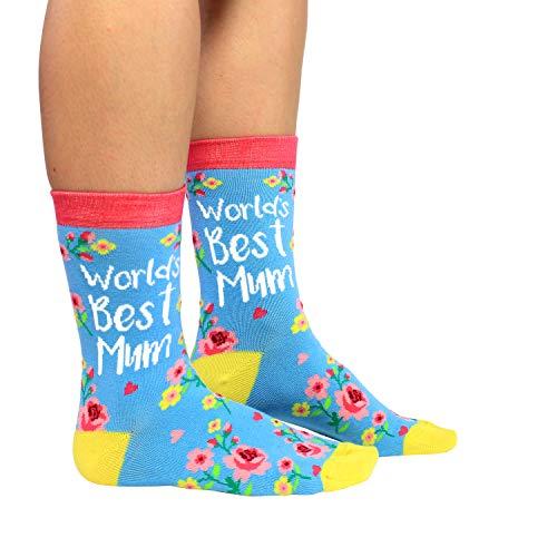 bester der welt Weltbeste Mutter Odd Socks 37-42 Matched Socks-Strümpfe 2021