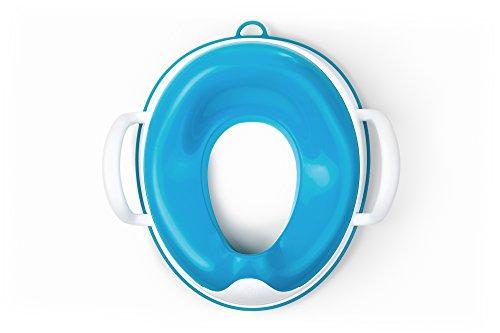 PRINCE LIONHEART weePOD Squish Réducteur de Toilette Bleu/Blanc