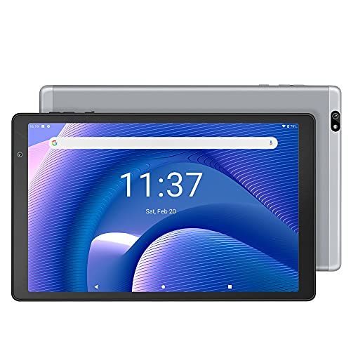 10 inch Octa-core Tablet, IPS HD Display, Android OS, 3GB RAM, 32GB ROM, Dual WiFi 2.4G 5G, Blu…