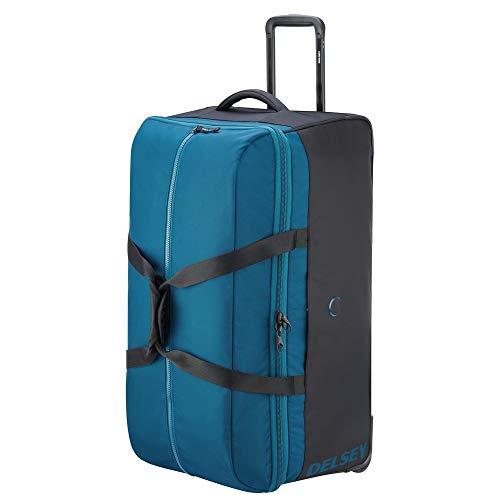 Delsey Paris EGOA Bolsa de Viaje 78 Centimeters 106,8 Azul (Blau)