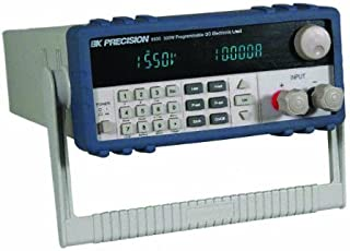 B&K Precision 8500 Programmable DC Electronic Load Tester, 300W, 30A, 120V