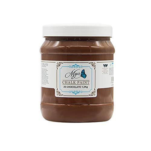 Chalk Paint MYA 25 Chocolate, 1.2kg