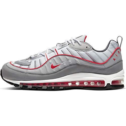 Nike Air MAX 98, Zapatillas Deportivas para Hombre, Gris